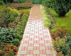 Как выбрать садовую плитку фото