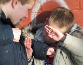 Как узнать, что ребенка обижают в школе фото