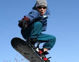 Как выбрать сноуборд для ребенка фото