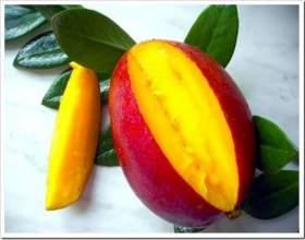 Как выбрать спелое манго фото