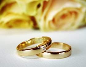 Как выбрать свадебное кольцо для невесты фото