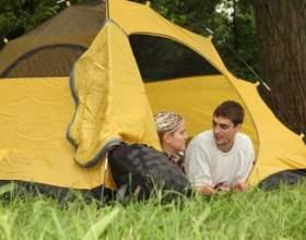 Как выбрать туристическую палатку фото
