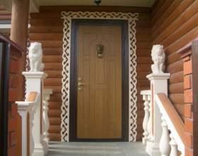 Как выбрать входную дверь в дом фото