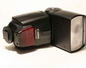 Как выбрать вспышку для фотоаппарата фото