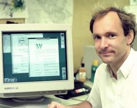 Как выглядел самый первый сайт фото