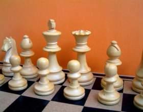 Как выиграть партию в шахматы фото