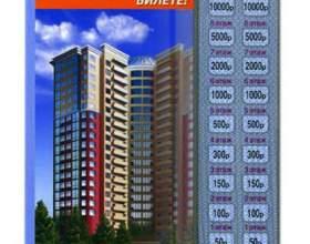 Как выиграть всероссийскую жилищную лотерею фото