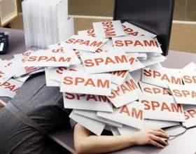 Как выключить спам фото