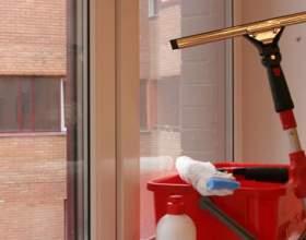 Как вымыть окна фото