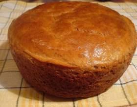 Как выпекать ржаной хлеб в хлебопечке фото