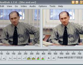 Как вырезать кусочек из видео фото