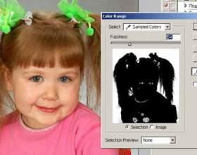 Как вырезать себя из фона в фотошопе фото