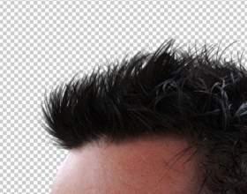 Как вырезать сложные объекты в photoshop фото