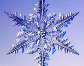 Как вырезать снежинки на новый год фото