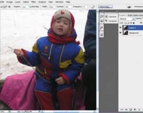 Как вырезать в фотошопе фигуру человека фото