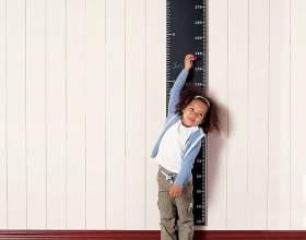 Как высчитать рост ребенка фото
