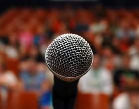 Как выступать публично без волнений фото