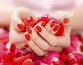 Как высушить лак на ногтях фото