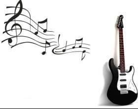 Как выучить ноты для гитары фото