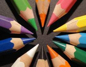 Как выучить с ребёнком цвета фото