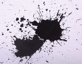 Как вывести следы от шариковой ручки фото