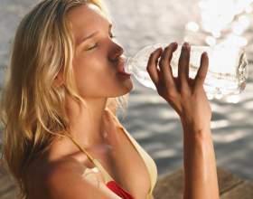 Как вывести жидкость из организма фото