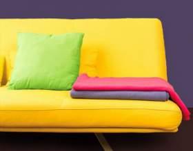 Как вывести жирное пятно на диване фото