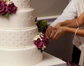 Как заказать свадебный торт фото