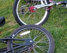 Как заклеить камеру велосипеда фото