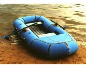 Как заклеить резиновую лодку фото