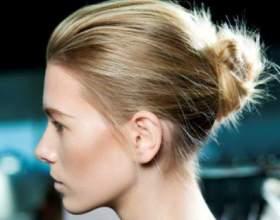 Как заколоть волосы в прическе фото