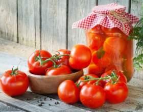 Как законсервировать помидоры на зиму фото