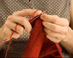 Как закрыть вязание фото