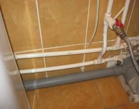 Как заменить водопроводные трубы фото