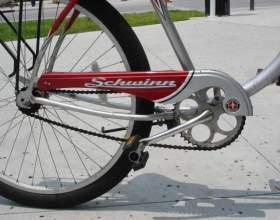 Как заменить заднее колесо на велосипеде фото