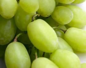Как заморозить виноград фото