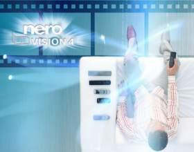 Как записать dvd nero vision фото