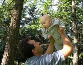 Как записать отцовство на ребенка фото