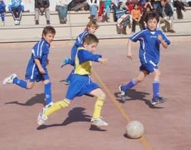 Как записать ребенка на футбол фото