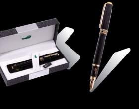 Как заправить чернильную ручку фото
