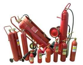 Как заправить огнетушитель фото