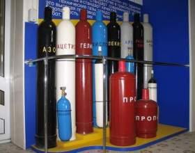 Как заправлять газовый баллон фото