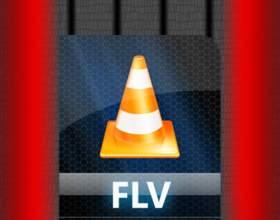 Как запустить flv фото