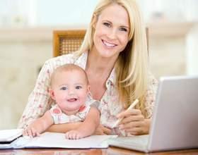 Как заработать маме в декрете фото