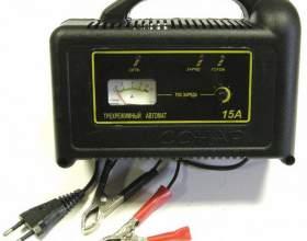 Как зарядить аккумулятор зимой фото