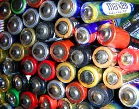 Как зарядить аккумуляторные батарейки фото