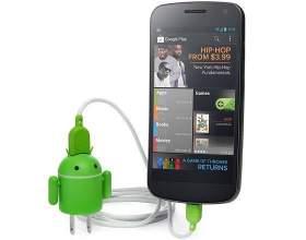 Как зарядить мобильный телефон фото