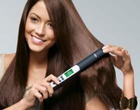 Как защитить волосы от утюжка для волос фото