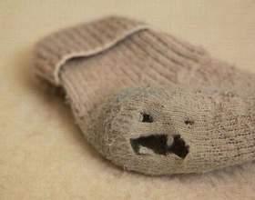 Как зашить носки быстро и качественно фото
