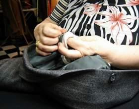 Как зашивать одежду фото
